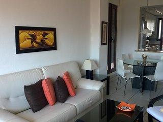 Apartamento de 83 m2 para 4 personas en Vera Playa