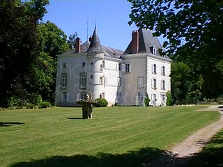 Chateau de Fontgeaudrant Limoges France