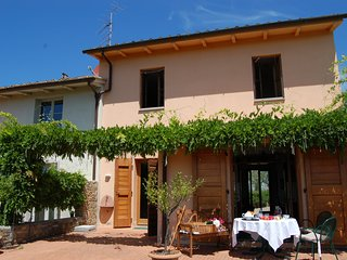 Amazing house in Tuscany with a fantastic indoor private pool and spa_LA ROCCA