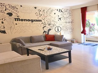 78 sqm cozy apartment in vouliagmeni