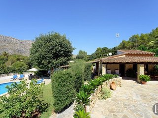 3 bedroom Villa in Cala San Vicente, Balearic Islands, Spain : ref 5433561