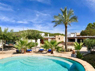 6 bedroom Villa in San Jose, Balearic Islands, Spain : ref 5581840