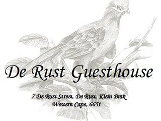 De Rust B&B - Plover Cottage