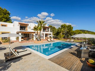 4 bedroom Villa in Colònia de Sant Jordi, Balearic Islands, Spain : ref 5581838