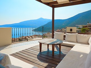 Luxury 8 person Villa in Kalamar Bay, Kalkan.