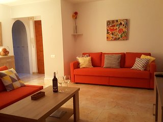 CASAEDGE -2 Bedroom Apartment,Almerimar Southern Spain, Sleeps 4
