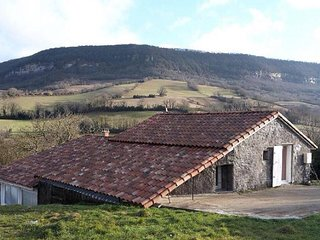 Maison de campagne pres de Millau