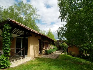 Cottage 7/9 pers. in **** Dordogne Holiday Resort
