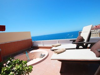 Amazing big house with seaviews.Anfi del Mar