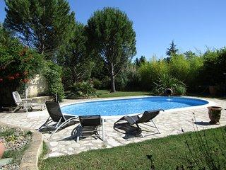 Gite d'exception entre Ventoux et Avignon.