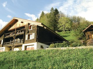 3 bedroom Villa in Manigod, Auvergne-Rhone-Alpes, France : ref 5565778