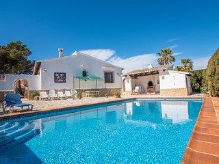 3 bedroom Villa in Xabia, Valencia, Spain : ref 5560847