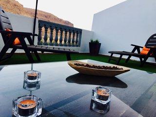 Sabana - Apartamento con gran terraza y vistas a la Playa de Mogan