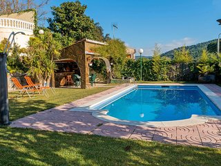 5 bedroom Villa in Òrrius, Catalonia, Spain : ref 5551818