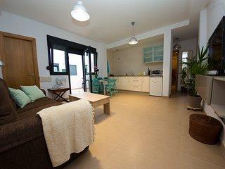 Jelly Fish House apartamento a 100 m de Playa de Las Canteras con patio interior