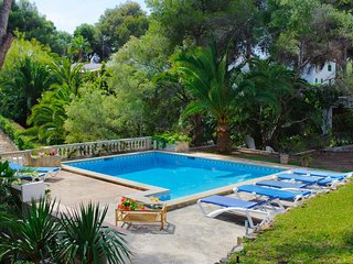5 bedroom Villa in Cala d'Or, Balearic Islands, Spain : ref 5475101