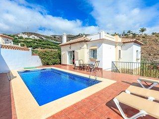 5 bedroom Villa in Torrox, Andalusia, Spain : ref 5549385