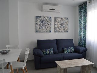 NEW AND FRESH 2 BEDROOMS APARTMENT IN THE CENTER OF NERJA