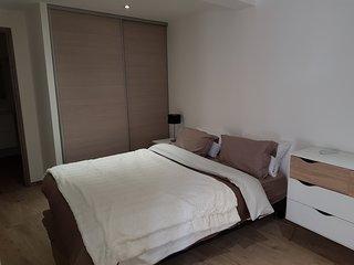 Appartements à 30 m de la plage à Algajola