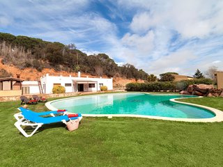 5 bedroom Villa in Casa Nova, Catalonia, Spain : ref 5043938