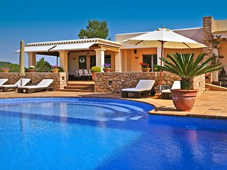 6 bedroom Villa in Santa Gertrudis, Balearic Islands, Spain : ref 5049317
