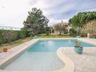4 bedroom Villa in Saint-Paul-de-Vence, Provence-Alpes-Cote d'Azur, France : ref