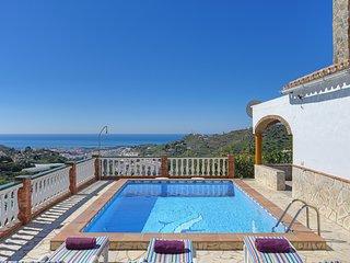 3 bedroom Villa in Torrox, Andalusia, Spain : ref 5364710