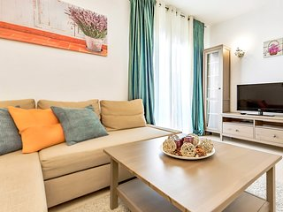 13-Cozy apartment with panoramic sea-view, WiFi, 4 pax