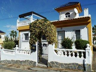 Beautiful Sunny Villa at La Marquesa Golf and Country Club, Ciudad Quesada