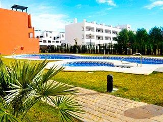 Apartamento Nuevo Confort de Vera Playa con amplias terrazas a 250m. de la playa