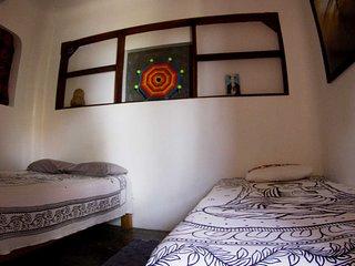 OLAS ROOM - habitación privada en Casa Love Sayulita