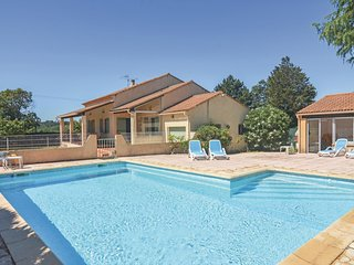 4 bedroom Villa in Saint-Laurent-la-Vernède, Occitania, France : ref 5522272