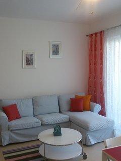 Soft modern sofa