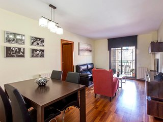 Spacious 3bed/2bath in the center of Barcelona