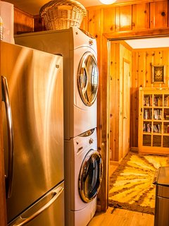 In-home washer and dryer