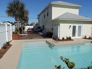 Holiday House:  Private, Heated, Saltwater Pool w/ Large Deck - Sleeps 10-12