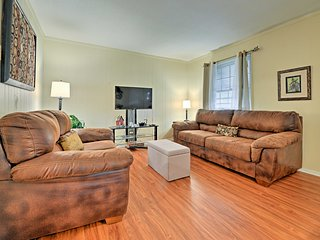 NEW! Cozy Updated Durham Home Minutes from Duke!