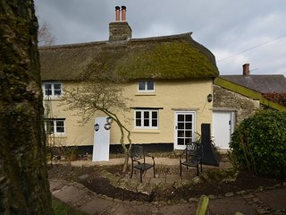 53455 Cottage situated in Honiton (6mls NE)