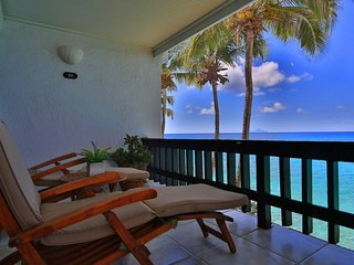 Villa Acadia - Ocean Front * Located in Wonderful Porto Cupecoy with House Cle