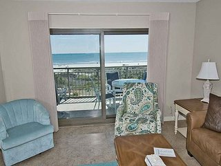 4 Bedrooms - Ocean One 401 Direct Ocean Front Luxury Condo
