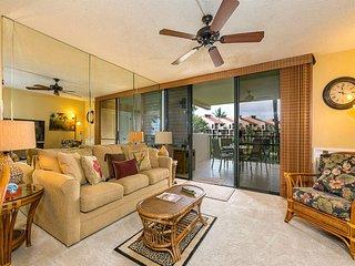 Say Aloha Kihei w/Lanai, Kitchen, WiFi, Laundry, DVD+Flat Screens–Kamaole Sands