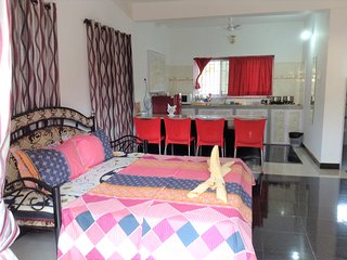 Casa a Beira Mar 2, Perfect Holiday Rental for Families/Couples + Kitchenette