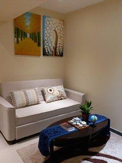 Chic living room