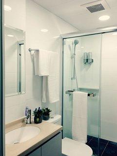 En-suite luxury bathroom