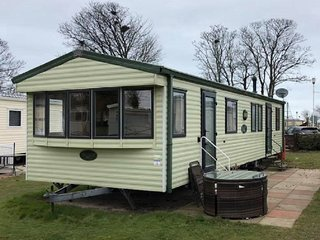 Caravan Rental Seton Sands Moray Court Haven Holiday Edinburgh
