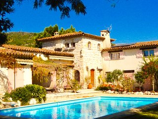 Unique Provencal Villa, With Stoned Central Tower