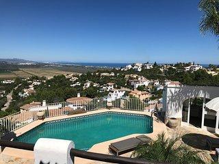 Villa Finca Costa Blanca Apartment 2 / Ferienwohnung 2, Monte Pego bei Denia