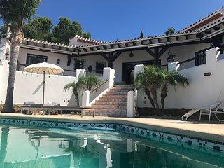 Villa Finca Costa Blanca Apartment 1 / Ferienwohnung 1; Monte Pego bei Denia