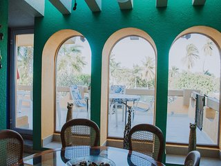 Mazatlan Dona Sol Casa # 201 Upper Level