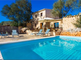 Villa S'Eriçal - 6 pax - Private pool - Costitx